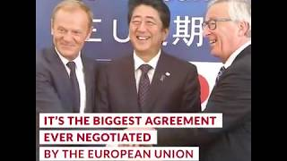 EU-Japan Economic Partnership Agreement enters into force