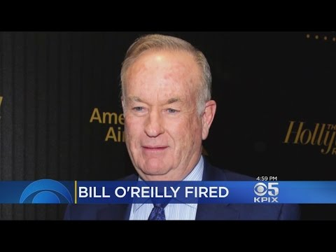 Fox News Cuts Ties With Bill O'Reilly Over Sexual Harassment Allegations