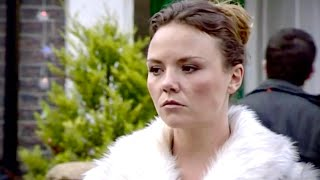 Janine Tries To Convince Ricky To Come To Christmas Dinner - EastEnders