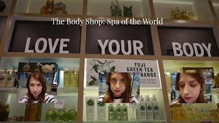 The Body Shop: Spa Of The World// Vlog and Review