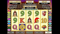 Caesar's Empire Slot Machine - BIG WIN - Find the list of only trusted US online casinos