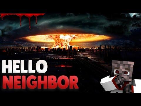 Das ENDE der WELT 😰 | Minecraft Hello Neighbor