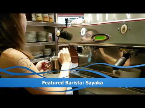 Featured Barista: Sayaka~!