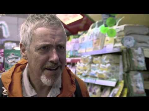 Griff Rhys-Jones In Ludlow