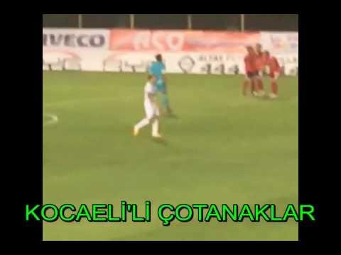 Altınordu FK 2-2 Giresunspor TFF 1.LİG 1. HAFTA GOLLER 2016