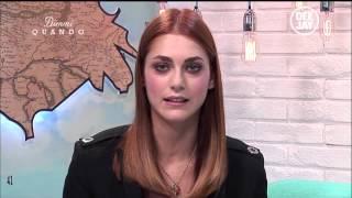 Dimmi Quando - Intervista a Miriam Leone con Diego Passoni
