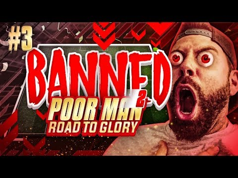 EA BANNED MY ACCOUNT FOR NOTHING!!!! - Poor Man RTG v2 #3 - FIFA 17 Ultimate Team