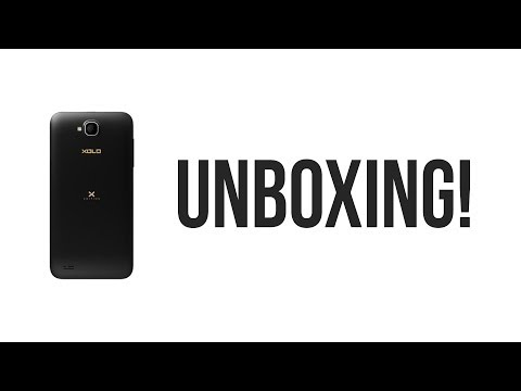 XOLO Q800 Unboxing & Overview | HD 1080p