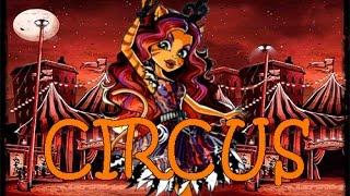 Monstr High. Торалей Страйп. Клип-Circus(Цирк)