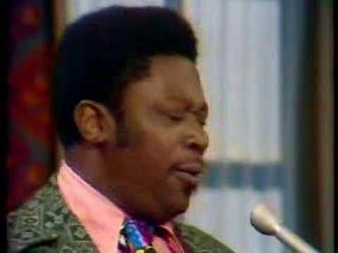 BB King Thrill Is Gone November 25 1971