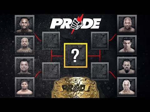Гран-при ТУРНИР PRIDE среди ЛЕГЕНД 2000-х / НОКАУТЫ в UFC 3