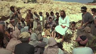 JESUS Film Hebrew-חסד אדנינו ישוע המשיח עם כלכם כל הקדושים אמן׃ (Revelation 22:21)
