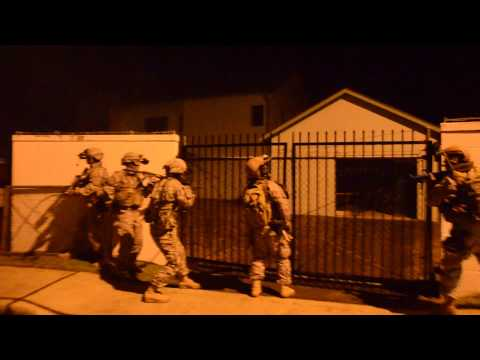 19th Special Forces and 161st Infantry Regiment Joint Training