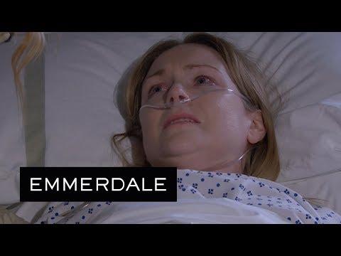 Emmerdale - Vanessa Regains Consciousness