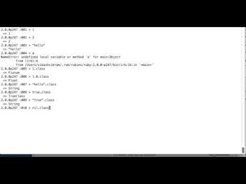 Ruby Language