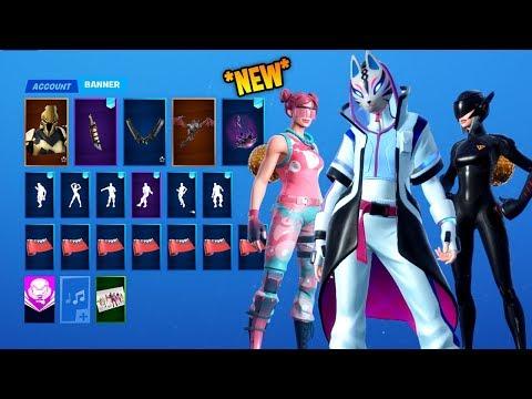 *new*fortnite-season-10-*all*-leaked-skins-&-emotes(windmill-floss,female-drift,ultimate-knight..-)