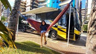 """Projeto ônibus casa de eventos """"perula """""""