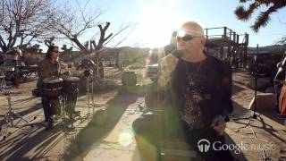 "Eric Burdon: ""Gotta Serve Somebody"" (Acoustic Live In Joshua Tree)"