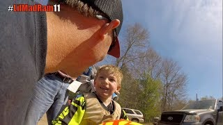 4 YEAR OLD LIL MADRAM11 RACING THE YAMAHA PW50 to 3RD Place