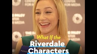 What If the Riverdale Characters Joined Tinder?