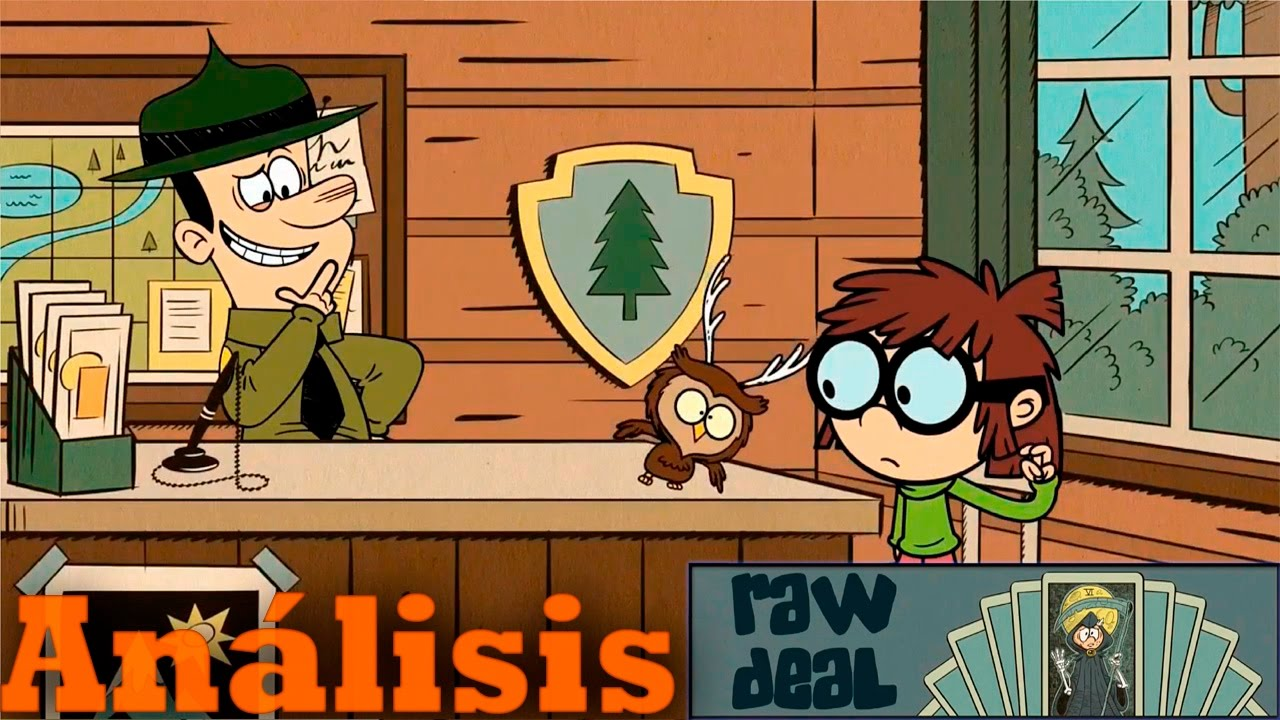 The Loud House Raw Deal Capitulo 21B Análisis y