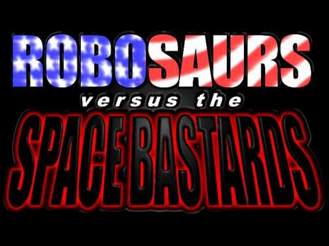 Robosaurs Versus The Space Bastards gameplay (part 1)