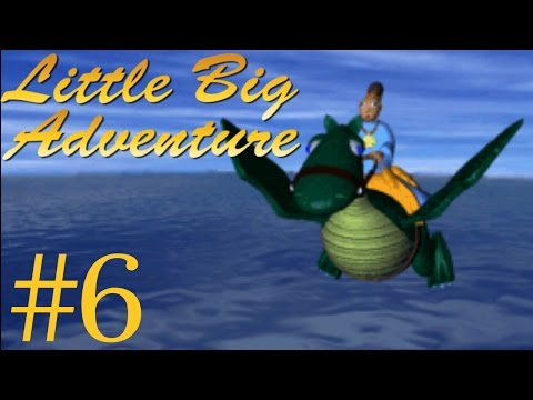 Little Big Adventure (Enhanced Edition) Walkthrough  part 6 |