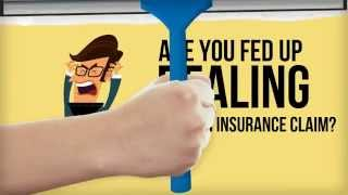 Property Damage Insurance Claim Driving You Insane?