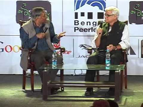 The Ibis in Mid-Voyage - Kolkata Literary Meet 2013
