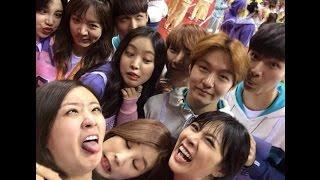 [Vietsub] Hội chị em bạn dì BTOPINK ~ Chorong calling Changsub @ Kiss The Radio