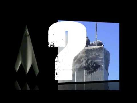 9/11/2001 Oddities 2 Stealth Shaped objects ?UAVs & Strange black birds