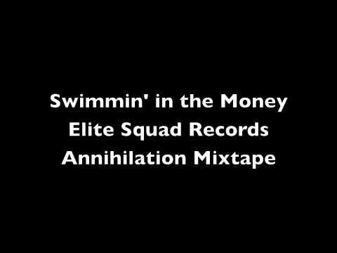 Swimmin in the Money D-Bo, Mikey May, Savy Sav, Flvcko (Elite Squad Records)