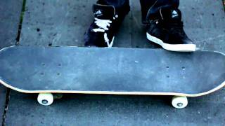 Fakie Gazelle Flip / Fullcab Bigspin Flip - Tricktip with Andy Zajimovic