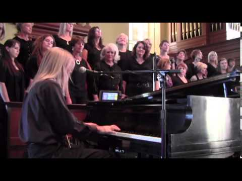 Elton John, Border song. John Houston Gospel Choir Cover