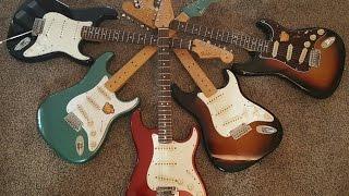 Squier Classic Vibe Strat vs Fender Standard Strat