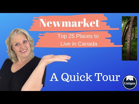 Newmarket - Top 25 Best Places To Live In Canada