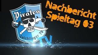 PiratesTV: Spieltag 3 - Korschenbroich