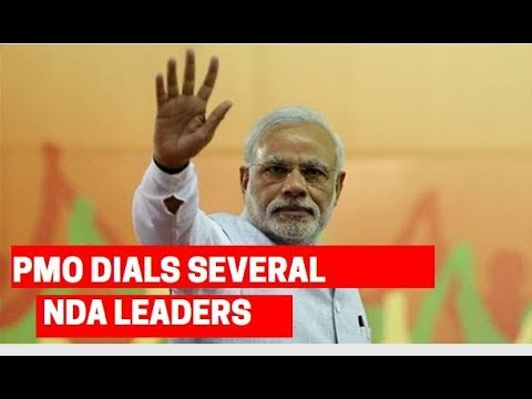 NDA govt 2.0: Here's look at the list of leaders who have got calls to join Council of Ministers