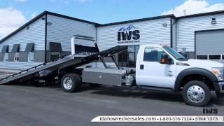 Iws 2015 Ford F-550 Carrier
