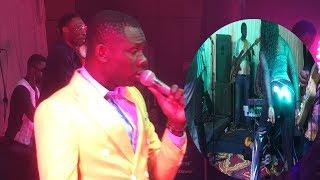 Les temps forts de la soirée de Pape Diouf en Gambie - Une ambiance de fou...