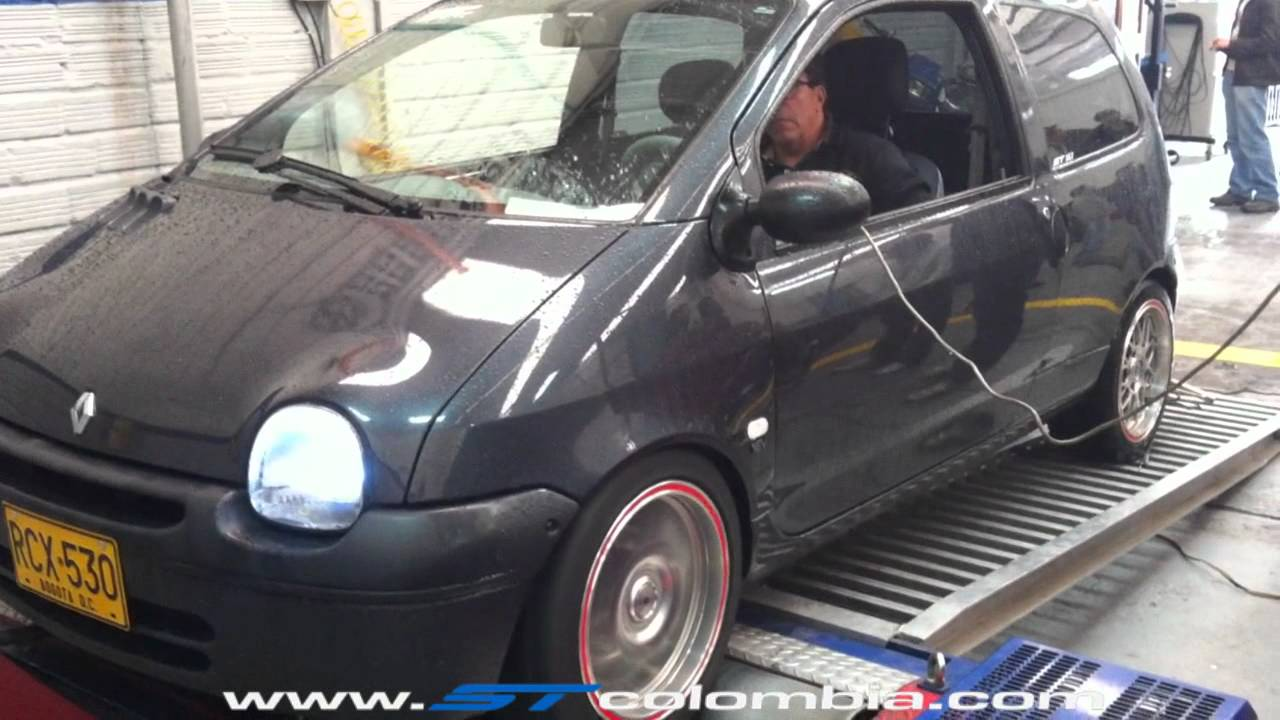 3er dyno day st renault twingo 16v youtube. Black Bedroom Furniture Sets. Home Design Ideas
