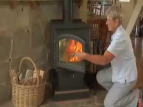 - How To Operate Your Wood Stove More Efficiently - YouTube