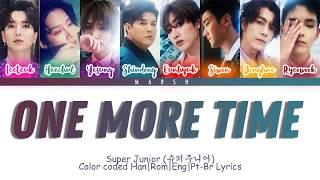 Super Junior - One More Time (Otra Vez) (SJ Version)