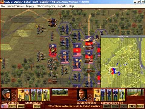 civil war generals 2 game manual