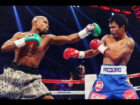 Manny Pacquiao vs Floyd Mayweather Jr -Mayweather vs Pacquiao - 5/2/15 FULL