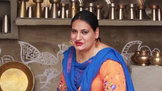 AMRITSARI ALOO WADIAN| DRIED DUMPLINGS WITH POTATOES | COOK WITH KAUR | DIRECTED BY ROBIN CHEEMA
