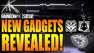 Rainbow Six Siege - In Depth: NEW GADGETS REVEALED - KALI - WAMAI