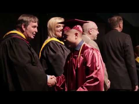 December 2017 Graduation | Spartan College of Aeronautics and Technology | Tulsa Campus