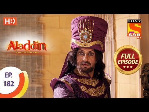 Aladdin - Ep 182 - Full Episode - 26th April, 2019
