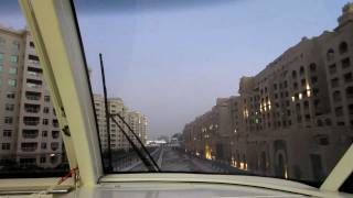 The Palm Monorail, Dubai HD